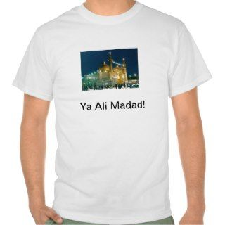 Imam Ali Shrine and Hadith Shirt