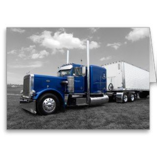 Nolts Peterbilt 359 Note Card
