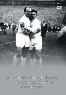 1960 European Cup Final Real Madrid v Eintracht UK Import: