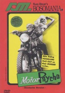 Russ Meyer Collection: Motorpsycho!: Haji, Alex Rocco
