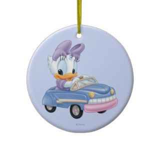 Baby Daisy Duck Christmas Tree Ornaments