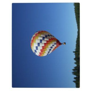 Windrider Too Hot Air Balloon Plaque