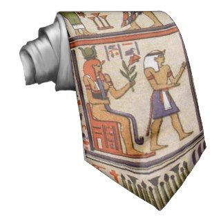 Vintage Music, Egyptian Aida Opera by Verdi Neck Ties