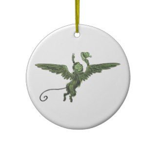 Flying Monkey, Wizard of Oz Christmas Tree Ornaments