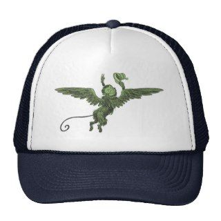 Flying Monkey, Wizard of Oz Trucker Hats