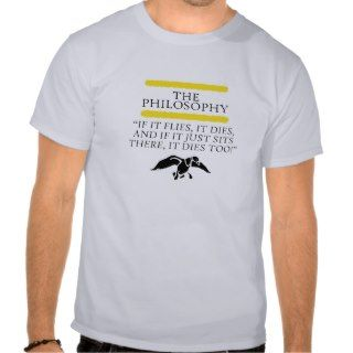 Phil Roberston Philosophy T shirt