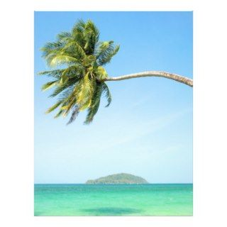 Tropical Scenery Full Color Flyer