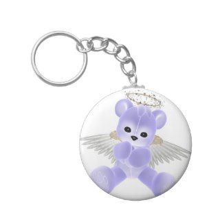 KRW Guardian Angel Bear Keychains