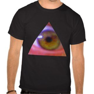 Neat Triangle Eye T shirt