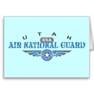 Utah Air National Guard Cards