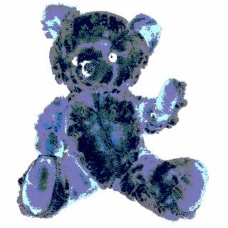 Threadbare Teddy Bear Cut Outs