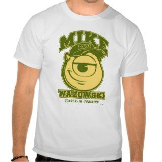 Mike Wazowski   Scarer in Training Shirt