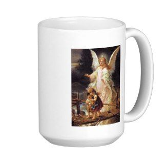 Guardian Angel Coffee Mugs
