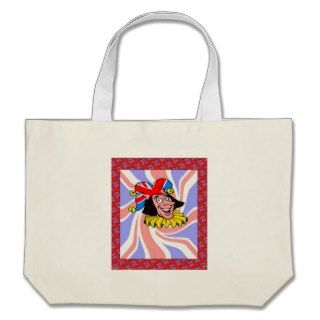 British tradition, Court Jester Bags