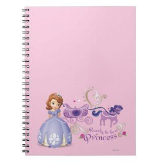 Sofia: Ready to be a Princess Journals