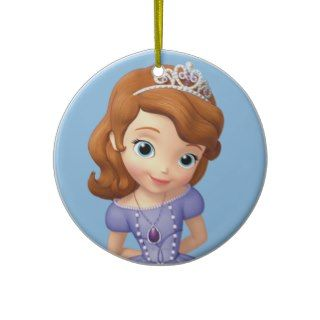 Sofia the First 1 Ornament