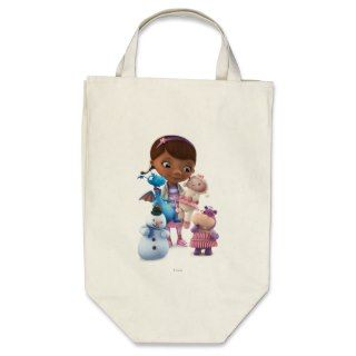 Doc McStuffins and Her Animal Friends Bags