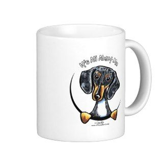 Dapple Dachshund Its All About Me Mug