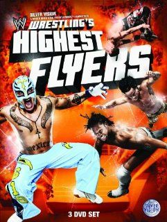 WWE   Wrestlings Highest Flyers [3 DVDs]: Shawn Michaels