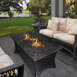 California Outdoor Concepts La Costa Del Rio Fire Pit   Propane Fire