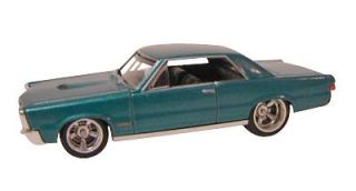 Hot Wheels 1965 Pontiac GTO 1 64 Diecast Car