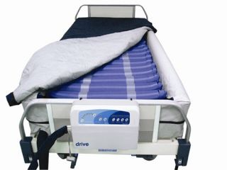 Drive 14029DP Med Aire Plus Alternating Pressure Mattress Low Air Loss AP LAL
