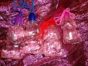15 Puppy Sand Art Necklace Craft Supplies Bottles Dog