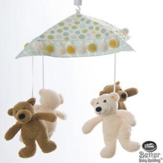 Glenna Jean Baby Boy Blue Yellow Crib Nursery Bedding Quilt Set Accessories