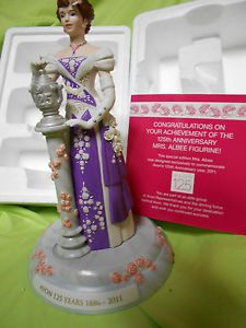 Avon 125th Anniversary Mrs Albee Porcelain Figurine