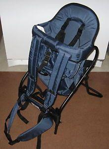 8081c91f04f Evenflo Trooper Aluminum Frame Backpack Baby Child Carrier Mint on ...
