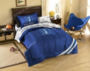 Duke Blue Devils Twin Comforter Sheets Bed in A Bag