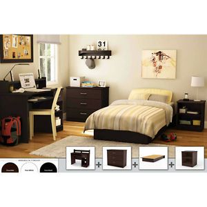 Dressers nightstands on popscreen for College bedroom furniture sets
