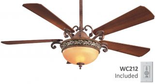 Minka Aire Salon Grand Traditional Ceiling Fan F707 FLP