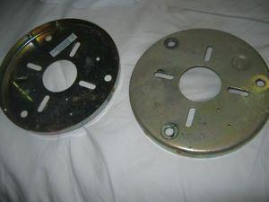 Hunter Ceiling Fan Mounting Plate Bracket Set of 2