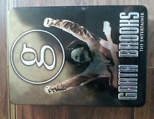 Garth Brooks The Entertainer DVD 2006 5 Disc Set Wal Mart Sam's Club 008542060018