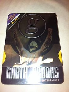 Garth Brooks The Entertainer DVD 2006 5 Disc Set Wal Mart Sam's Club Exclu