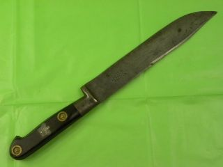 Western Cutlery Co Germany Knife Dagger
