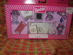 Barbie Special Collection Desk Set 22302