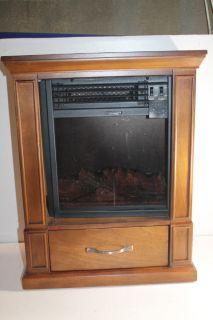 "Comfort Earth Elkin 20"" Electric Fireplace"