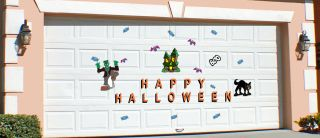 Windsor Halloween Garage Door Decoration