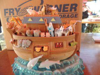 Avon Noah's Ark Musical Figurine