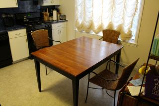 Ethan Allen Furniture Dining Kitchen Table