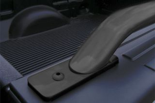 07 13 Toyota Tundra Stake Pocket Bed Rails Black Truck Bed Accessories Go Rhino
