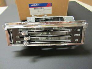 67 72 Chevy GMC Truck 65 66 Impala A C Heater Control New GM