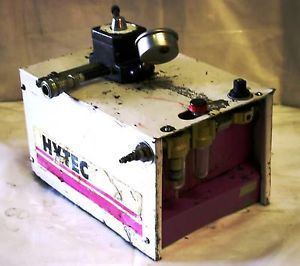 SPx Hytec Air Powered Hydraulic Pump 100200 Model D