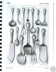 Copy of 1910 Gorham Sterling Silver Flatware Catalog