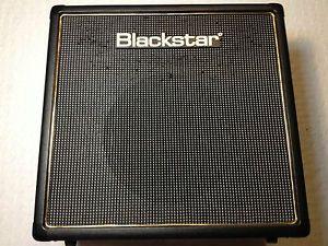"Blackstar HT110 Guitar Speaker Cabinet Blackstar 10"" Cab Celestion Speaker"