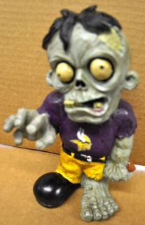 Minnesota Vikings Zombie Decorative Garden Gnome Figure Statue New NFL