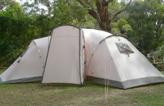 Brand New 8 Man Person 5 RM G Bear Camping Family Tent