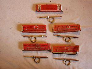 5 Vintage Q99 Coleman Lantern Quick Lite Generators in Original Boxes New